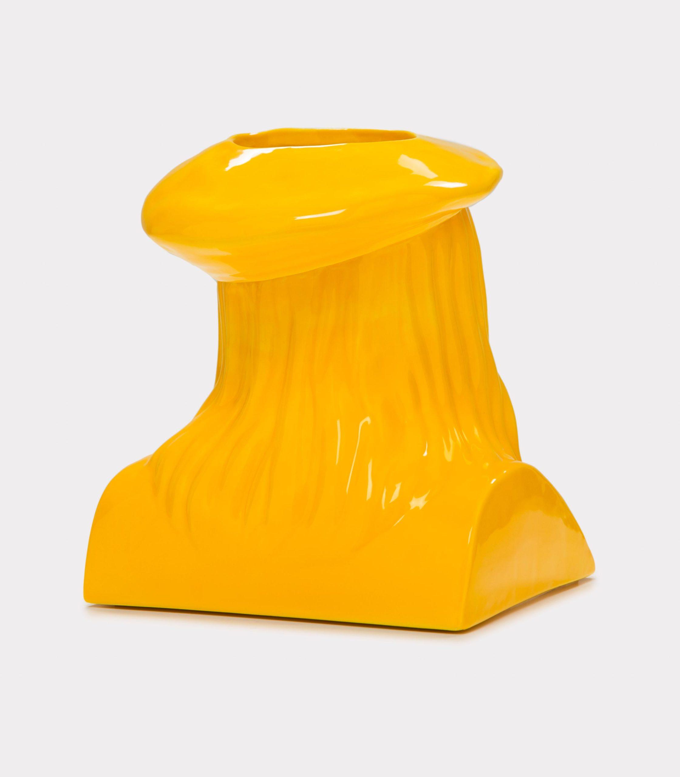 La Luisa giallo loopo milano design R