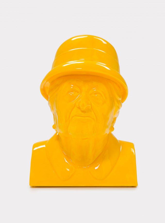 La Gisella giallo loopo milano design F