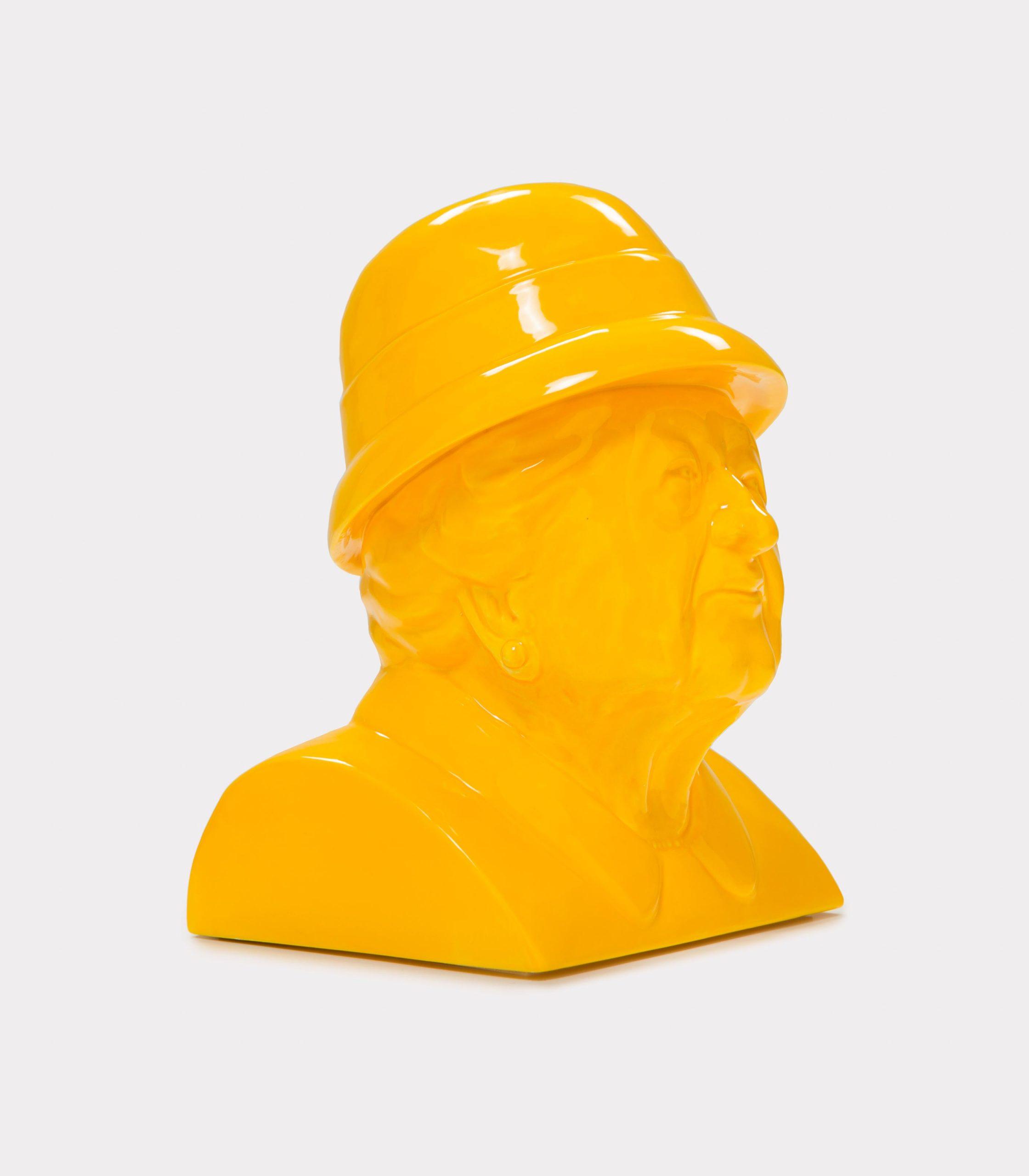La Gisella giallo loopo milano design FD