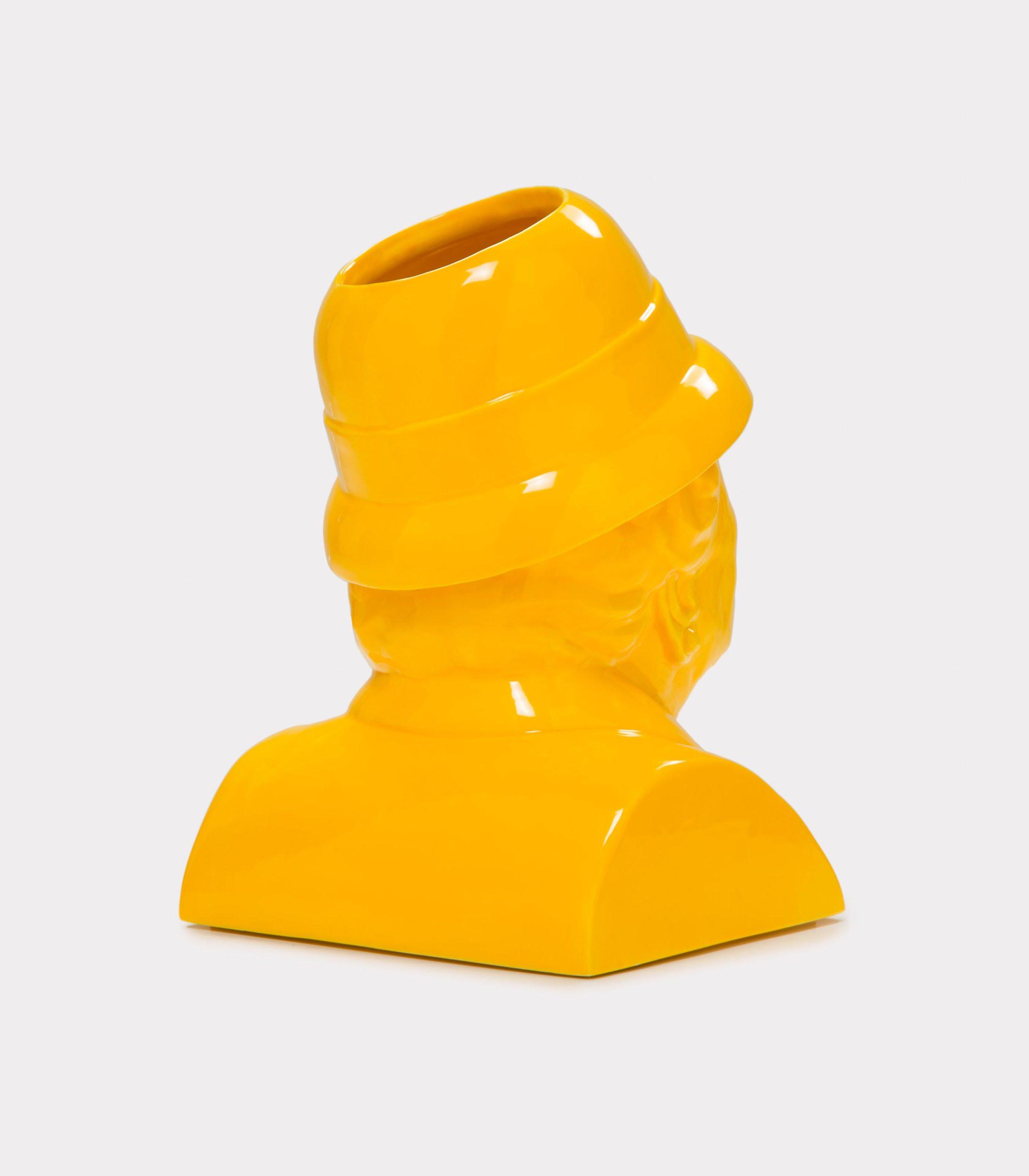 La Gisella giallo loopo milano design R