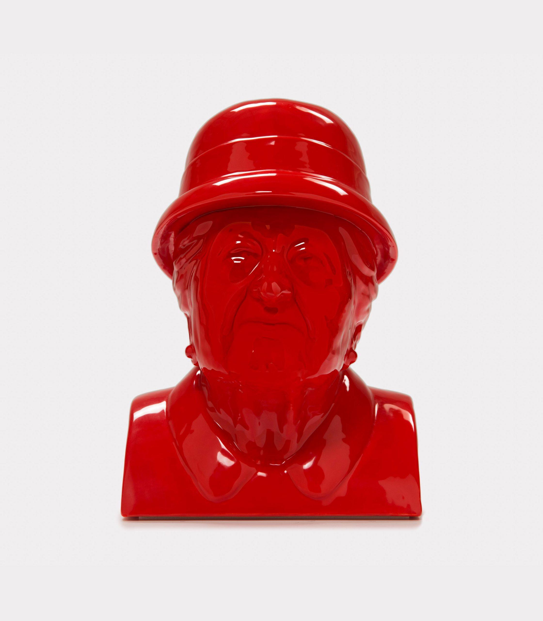 La Gisella rosso loopo milano design F
