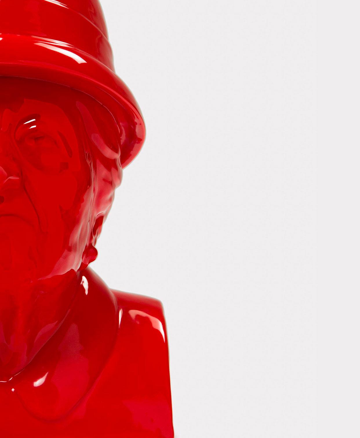 jimmy d lanza gisella rosso loopo milano design F