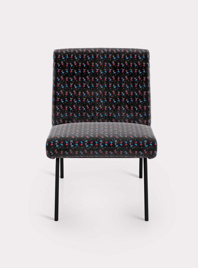 poltrona pattern ballerine e ombrelli loopo milano design F