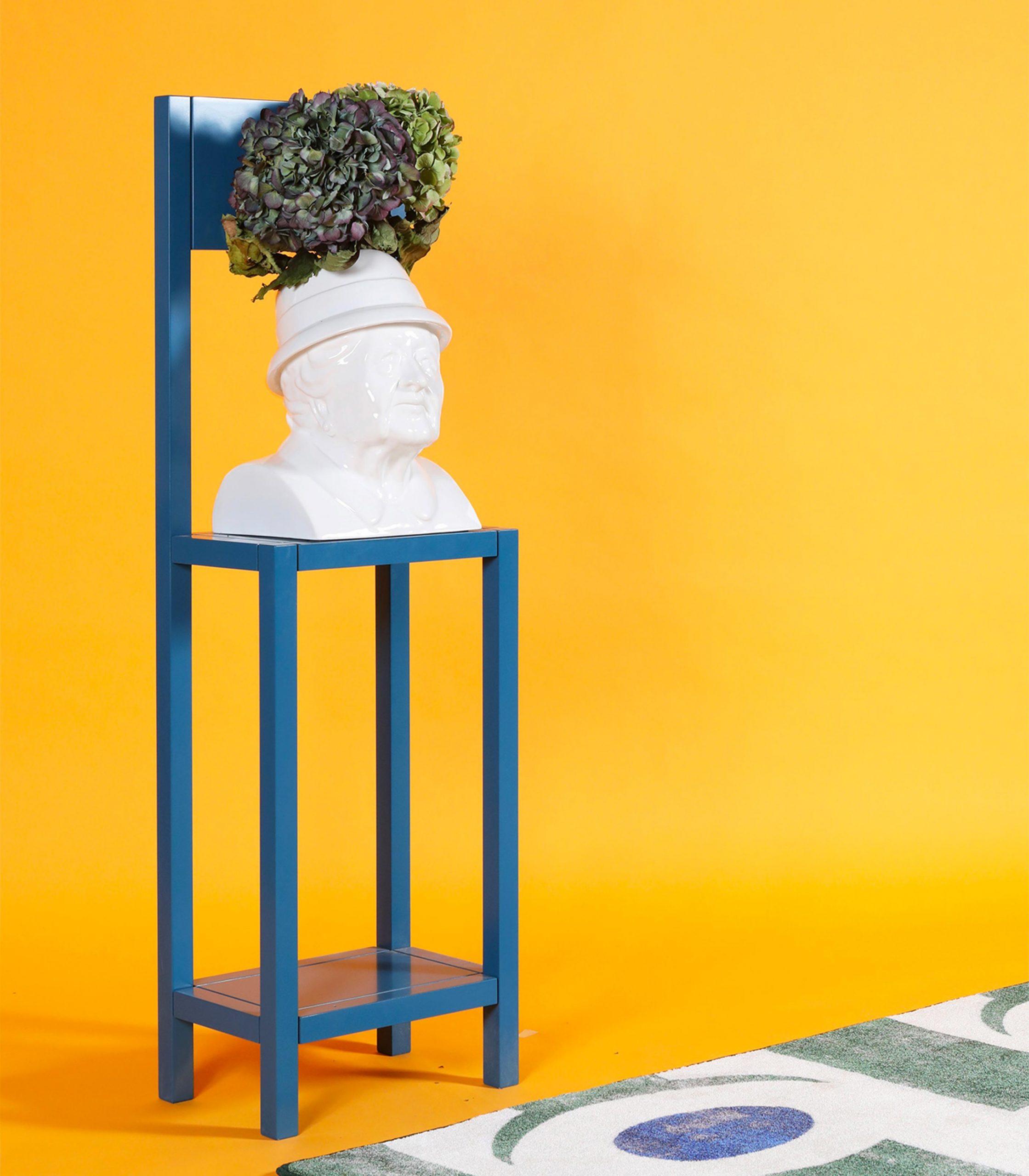 jimmy d lanza gisella white loopo milano design