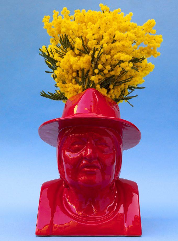 La Luisa rosso mimosa festa della donna
